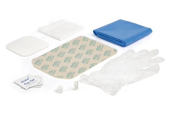 Freisteller 8020 drainova® Verbandmaterial-Set