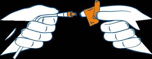 Zeichnung Sicherheitsventil desinfizieren