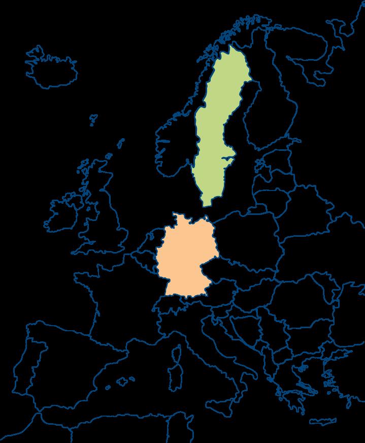 Karte Europa | fenik AB