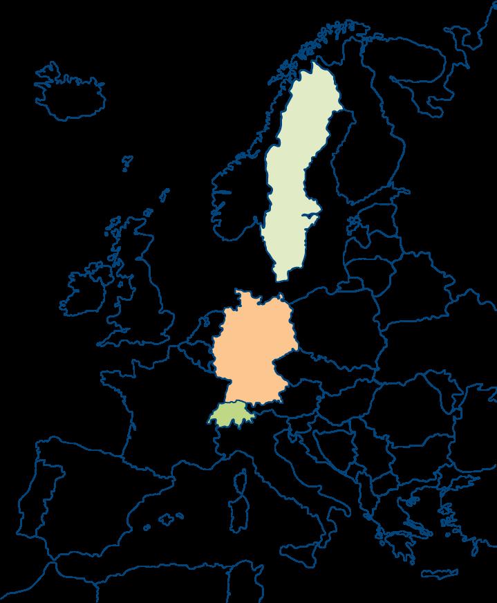 Karte Europa | fenik AG