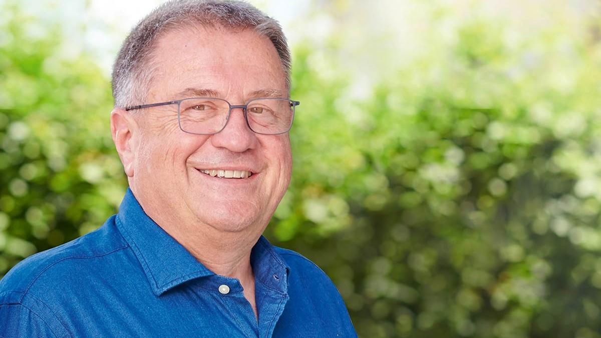 Egon Wiest, Geschäftsführer der ewimed GmbH