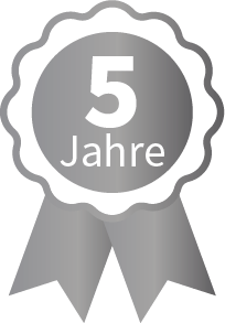 Medaille Silber 5 Jahre