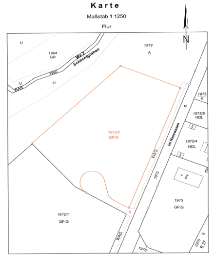 Bauplan Nasswasen