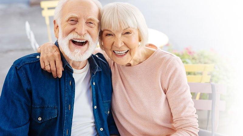 Das Versorgungskonzept | Glückliche Senioren